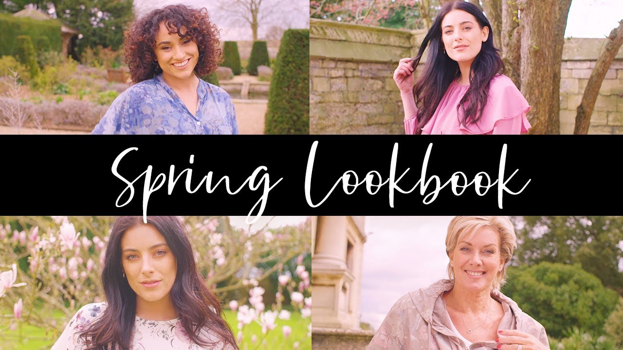 Spring Fashion 2019 LOOKBOOK
