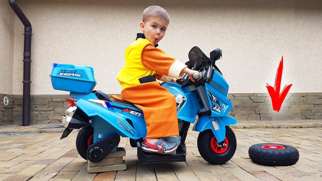 Patrulla canina Rubble montaje de bicicleta policiaca nuevo