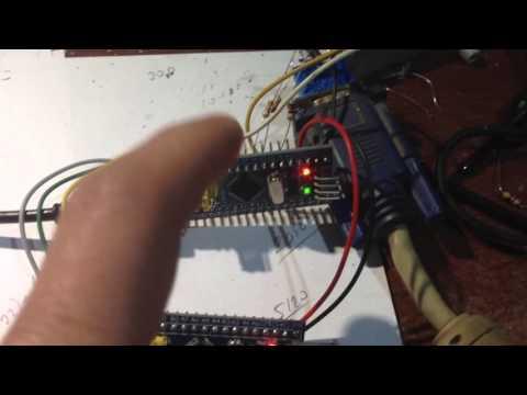 SPI - VGA Controller
