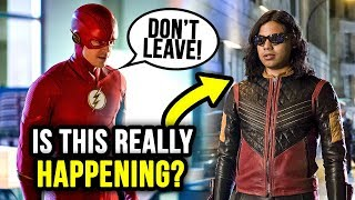 Is Cisco REALLY Leaving The Flash? - The Flash Season 5