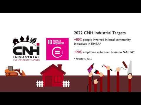 CNH Industrial - 2018 Dow Jones Sustainability Indices ENG