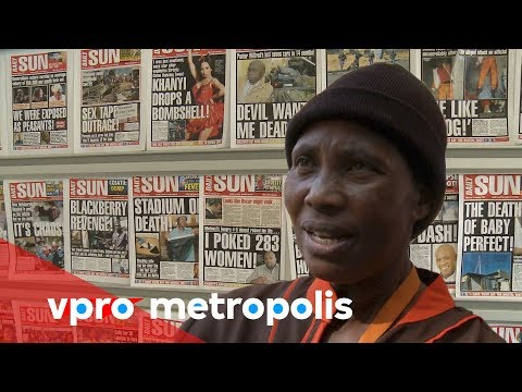 The spirit of South Africa - The Daily Sun - VPRO Metropolis
