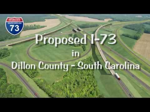 I-73 Proposed in South Carolina