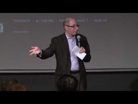 MIT Museum Soap Box Series: Gravity Waves and Dark Matter