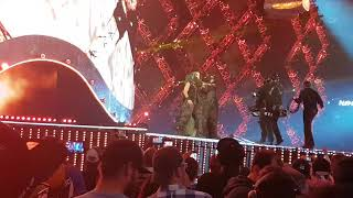 The Bludgeon Brothers Entrance Wrestlemania 34 Audience POV