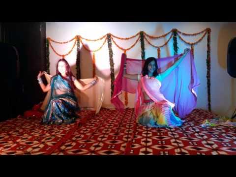 Dance on Maine Payal hai Chankai by Divya & Charu