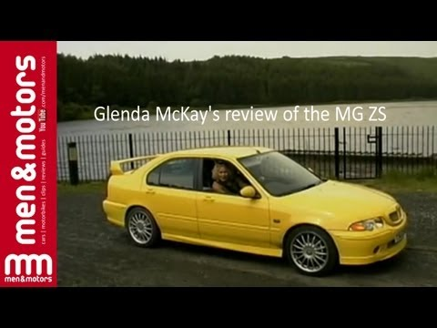 2001 MG Rover ZS Review