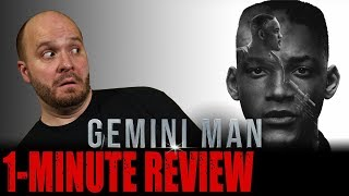 GEMINI MAN (2019) | Movie Review