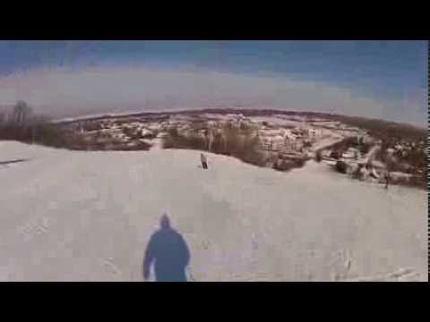 Blue Mountain Ski Resort Feb 2014