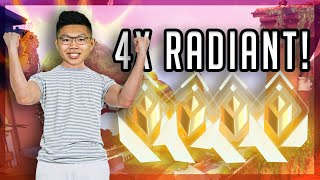 TSM WARDELL'S 4TH TIME HITTING RADIANT IN VALORANT!