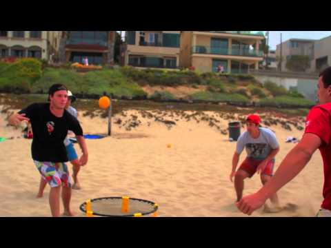 Spikeball: Manhattan Beach, CA Tournament!