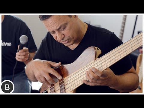 Download Youtube: MEETING JASON & JOEY FROM FODERA GUITARS | BassTheWorld.com