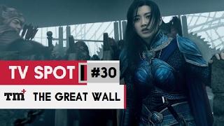 The Great Wall  #3 TV Spot  'Hunting'  2017 - Matt Damon Fantasy Movie  HD