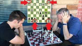 The Game Of The MONSTER Rook! Butcher vs. Destroyer