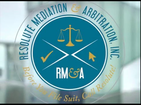 Resolute Mediation & Arbitration Inc | Before you file suit, Call Resolute
