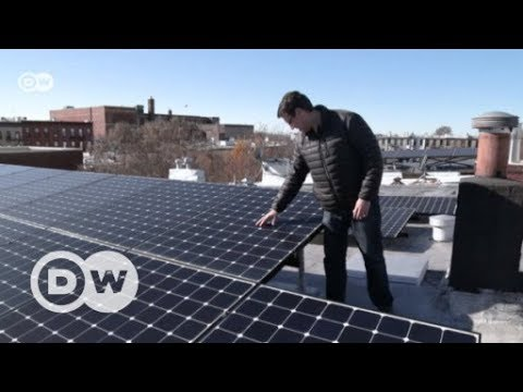 Locally powered energy | DW English