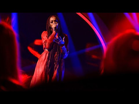 Kadiatou Holm Keita: No one – Alicia Keys – Idol 2018 - Idol Sverige (TV4)
