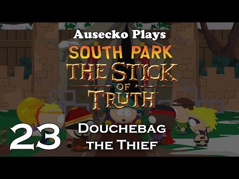 Southpark Thievery 23 [So Goth It Hearse]