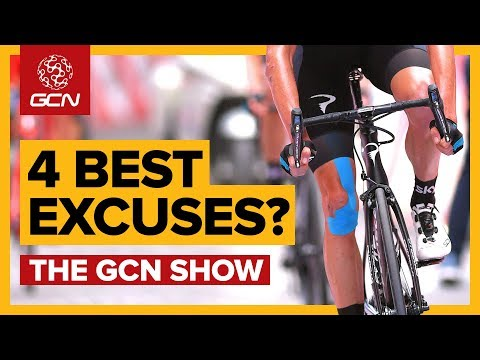 4 Excuses All Cyclists Need | The GCN Show Ep. 280