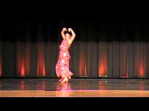 """We Love to Dance"" Prformance - Flamenco dance, ""Tango Gitano"" Michaelina De La Serna"