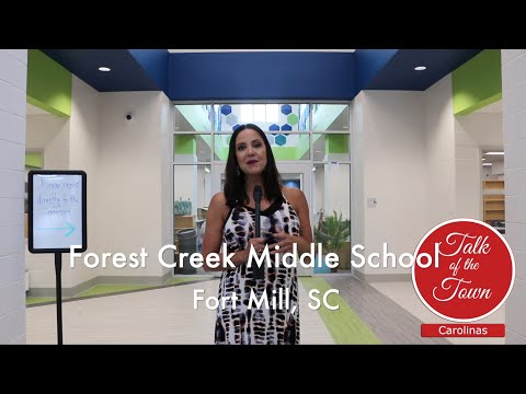 See The New Forest Creek Middle School
