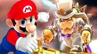 СУПЕР МАРИО ОДИССЕЙ #17 мультик игра для детей Детский летсплей на СПТВ Super Mario Odyssey