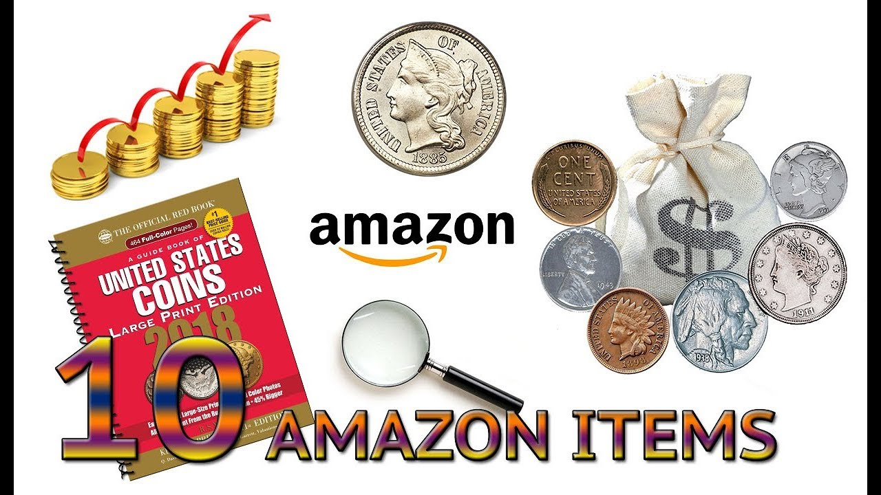 Coin Collecting Gifts / Items on Amazon