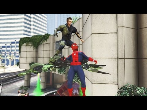 Örümcek Adam Ve Şimşek Mcqueen, Afacan Green Goblin Ve Joker Saldırıyor DeadPool Yardıma Koşuyor