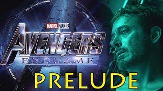 Avengers Endgame Prelude Comic - 1 | Marvel Comics In Hindi | #ComicVerse