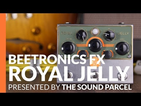 Beetronics Royal Jelly Overdrive/Fuzz