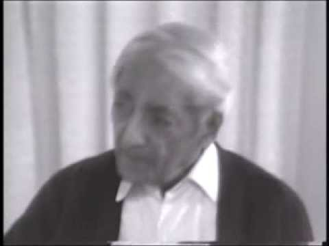 J. Krishnamurti - Brockwood Park 1978 - Discussion 3 With Buddhist Scholars - Does Free Will Exist?