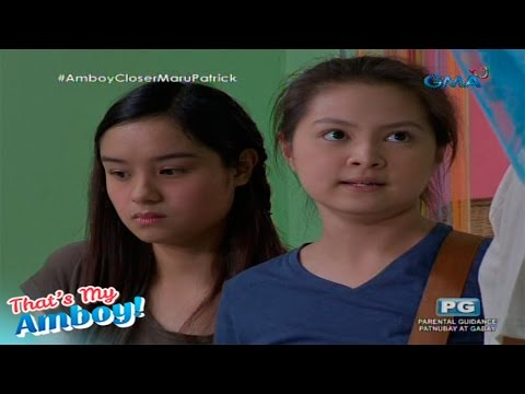 That's My Amboy: Away magkapatid