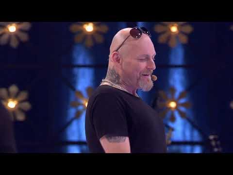 Håkan ''Nordman'' Hemlin  VANDRAREN i Så ska det låta 2018 HD