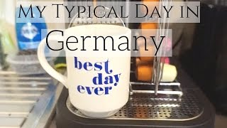 My Day in Germany - Vlog Life