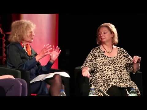 Hilary Mantel and Harriet Walter taster