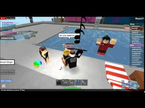 boys and girls hangout roblox a oder code youtube. Black Bedroom Furniture Sets. Home Design Ideas