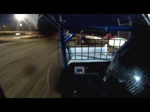 Kacee Frazier GoPro OCRS Thunderbird Speedway Heat 4/12/13