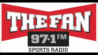 The Big Show Interview with Andrew Gross on 97.1 The Fan