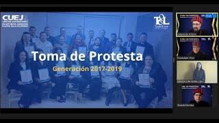 Toma de Protesta de Mtra  Guadalupe Isabel Cruz Torres 11 mayo 2021