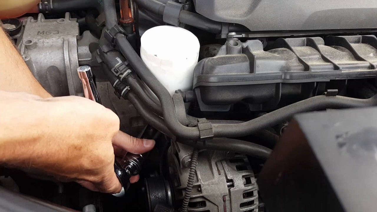 2010 Volkswagen Cc 2 0t Oil Pressure Sensor Replacement