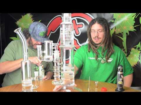 DAB LAB TV - Product Review #43 (M&M Tech Scientific Glass - ARMAGEDDON)