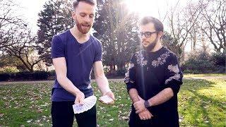The Sleight Of Hand Challenge | Steven Bridges