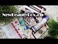 Обзор коробочек NewBeautyBox! Make Up Box и подписка Luxe, Premium