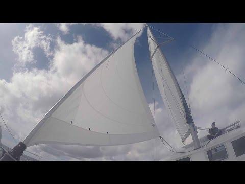 Les bases de la voile en mer - Les Vagabonds de l'énergie