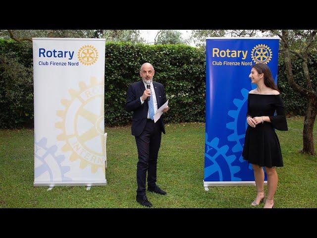 Premio Formazione Lavoro 2021 del Rotary Firenze Nord