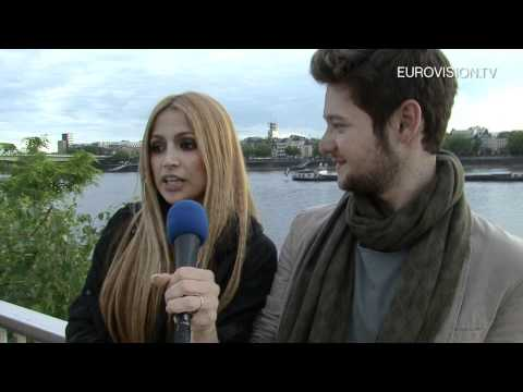 Ell & Nikki (Azerbaijan) Interview with the winners of the 2011 Eurovision Song Contest