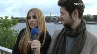Ell & Nikki (Azerbaijan) Interview with the winners of the 2011 Eurovision Song Contest(Powered by http://www.eurovision.tv We had an interview with the winners of the Eurovision Song Contest 2011 a few days after they won., 2011-05-19T15:29:13.000Z)
