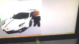 Lamborghini aventador SV in roblox