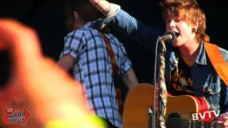 "Never Shout Never - ""I Love You 5"" Live in HD! at Warped Tour 2010"