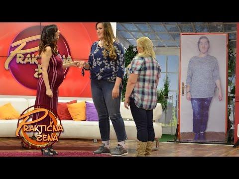 Praktična žena - Devojka Željana koja nosi obuću broj 47. dobila baletanke